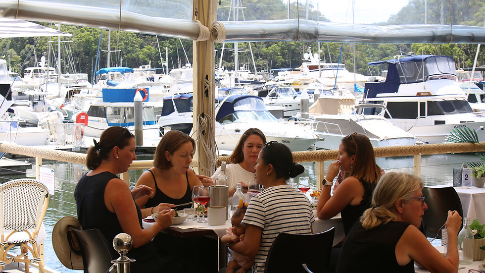 waterfront cafe & restaurant Bobbin Head Sydney.jpg