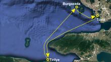 Marmara'da Hafta Sonu Yelken Kaçamağı Tirilye