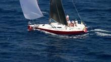 07 - 10 Haziran MUMM 36 ile Doya Doya Yelken ve Marmaris Koyları'nda Tatil