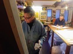 Helga creator Yantra Paintings
