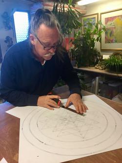 Vidar Yantra Paintings creator