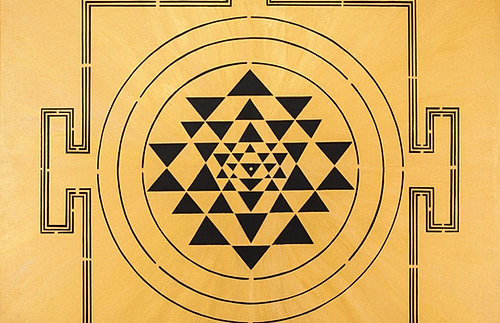 Powerful yantra for business