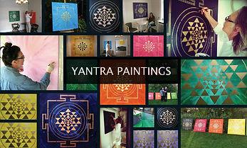Yantra Paintings