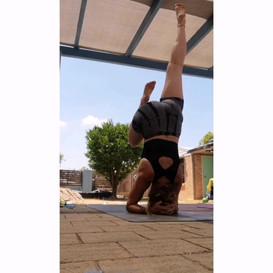 Playing with balance & strength