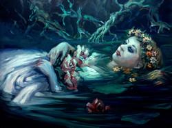Hamlet (Death of Ofelia)