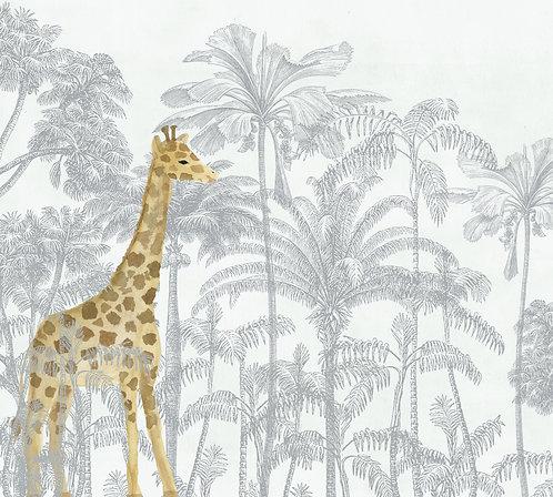 Tropical com Girafa - ver cores disponíveis aqui