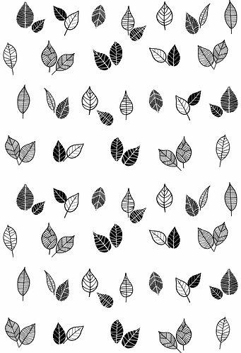 Papel Folhas - ver cores disponíveis aqui!