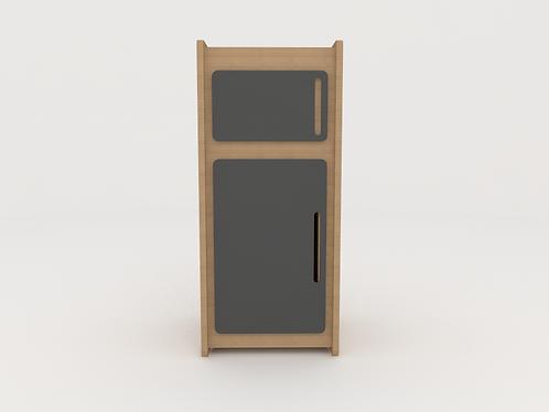 Mini cozinha módulo geladeira