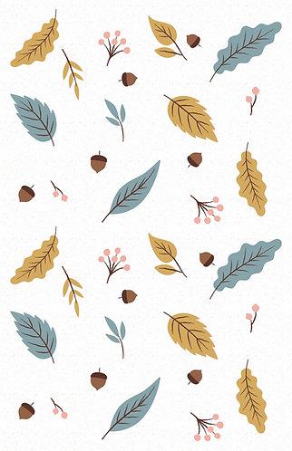 Papel Outono - ver cores disponíveis aqui!