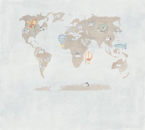 Painel Mapa - ver cores disponíveis aqui!