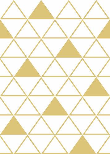 Papel Maxi Triângulos - ver cores disponíveis aqui!