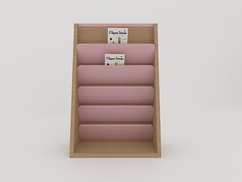 Mini estante livros - sem baú