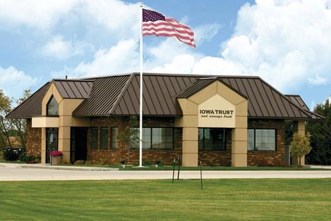 Iowa Trust and Savings Bank, Moravia