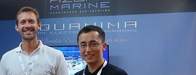 Xueqian Zhou and Julien Melot.jpg
