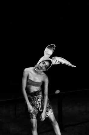 Model: Gal Zusmanovich  Stylist: Anna Levdev Assistant: Yael Shani