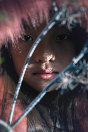 "Model:  Noa Li Vilchez  for:""SUGAR KIDS"" - model agency Barcelona & Madrid."
