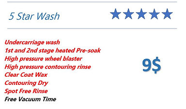 5 Star Wash Menu.JPG