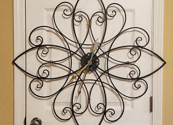 Eclectic Clock