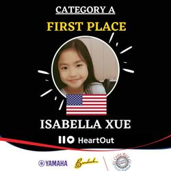 CRPF Isabella Xue