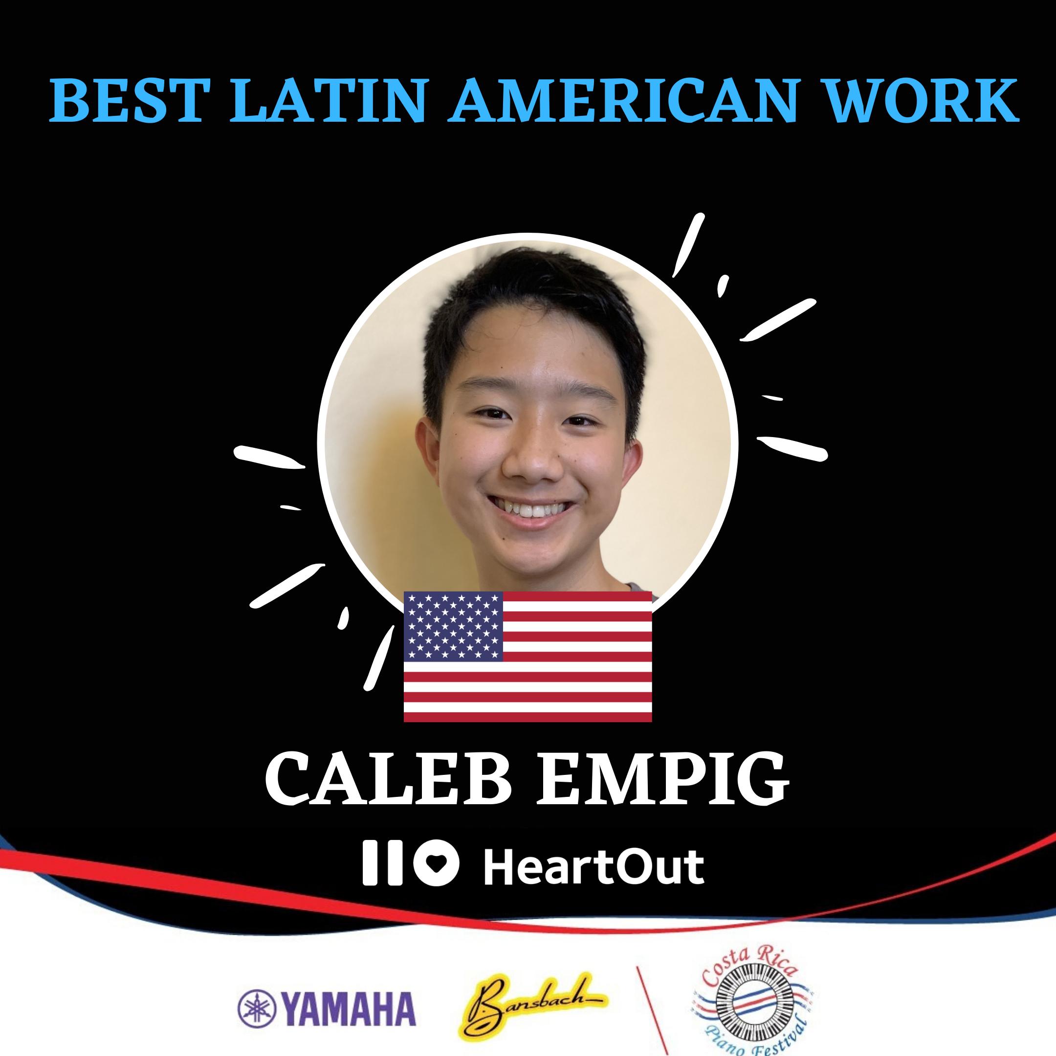 CRPF Caleb Empig