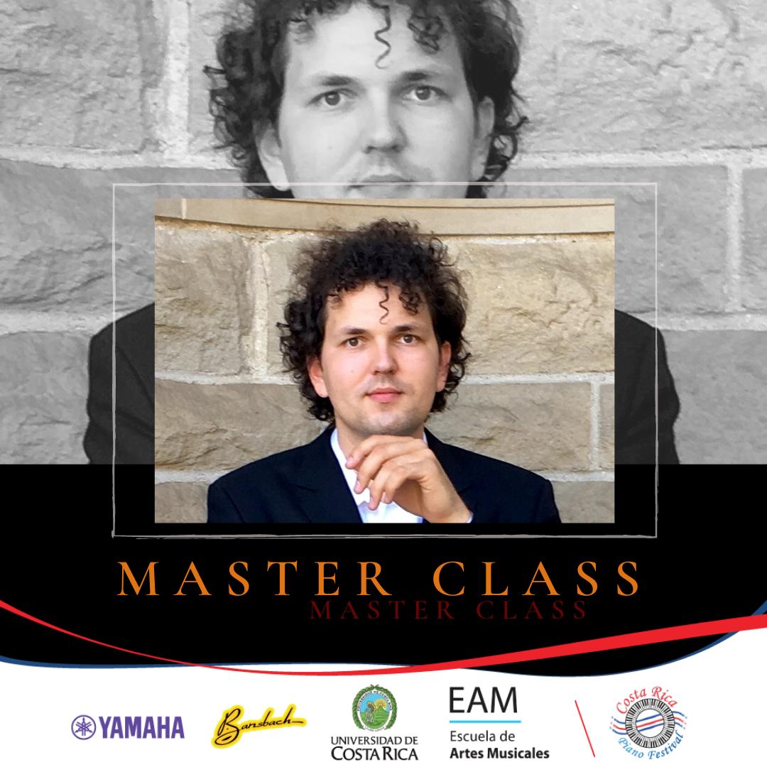 Master Class Khomyakov