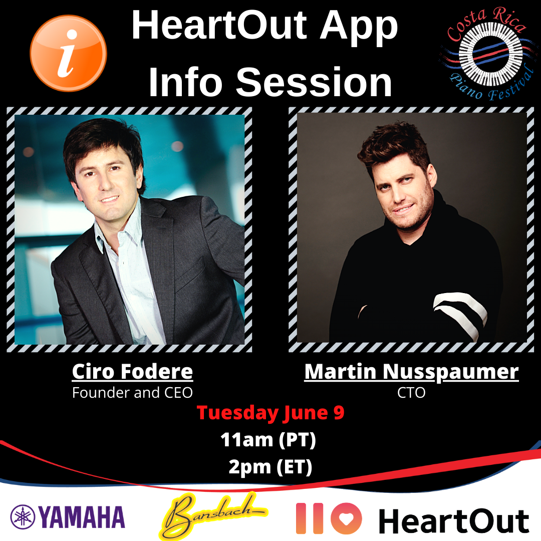 HeartOut info session