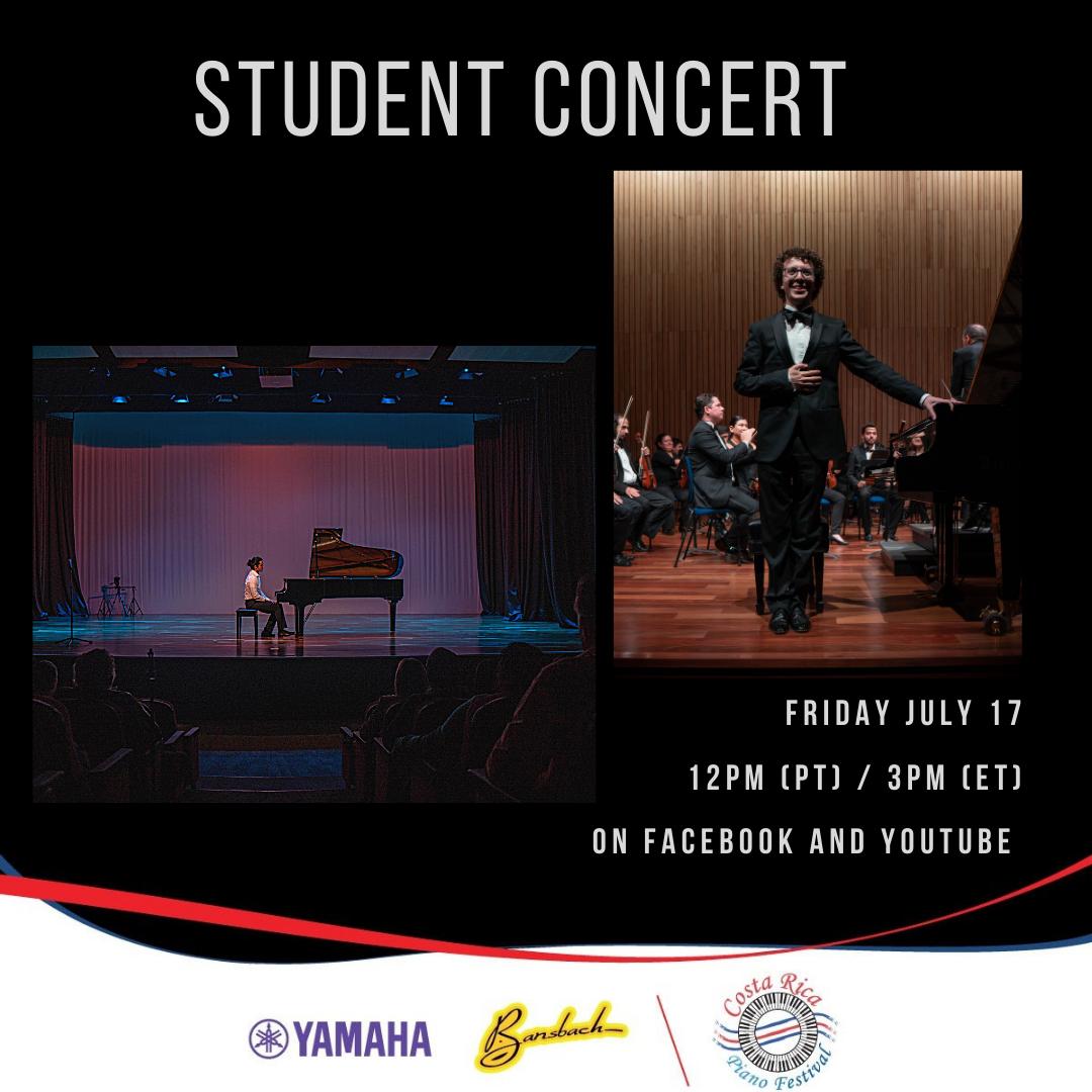 CRPF Student Concert