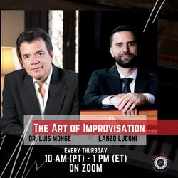 The Art of IMPROVISATION  idea