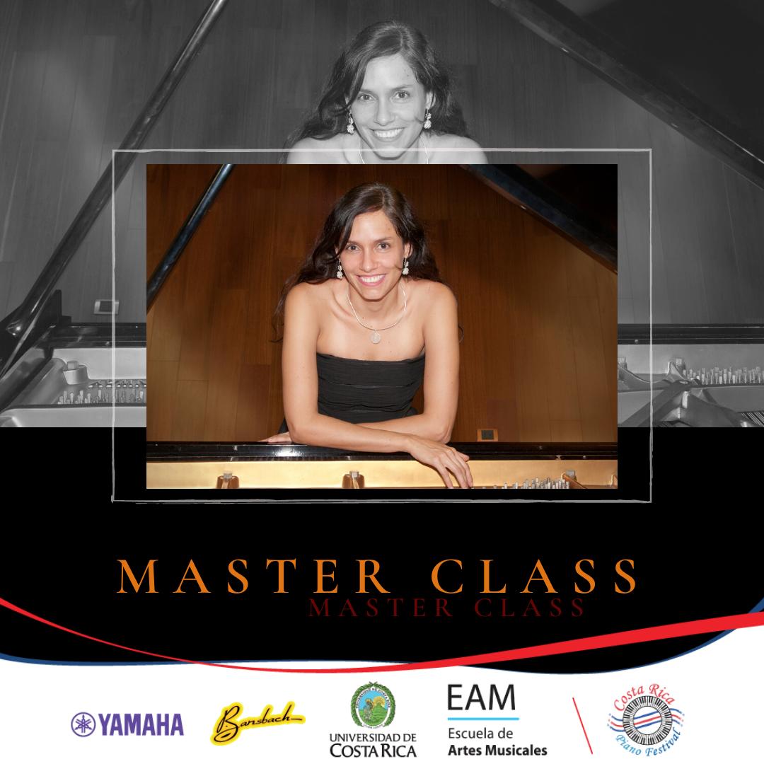 CRPF Master Class Ana Maria Orduz