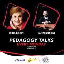 Pedagogy Talks