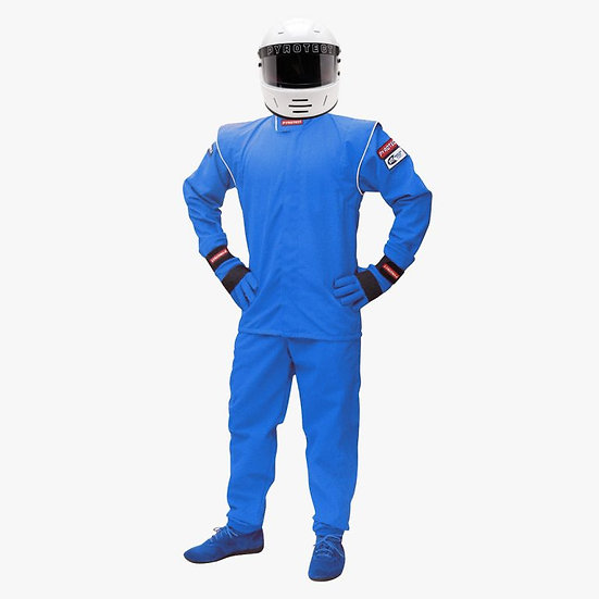 Pyrotect SFI-1 JUNIOR DX1 DELUXE TWO PIECE SUIT