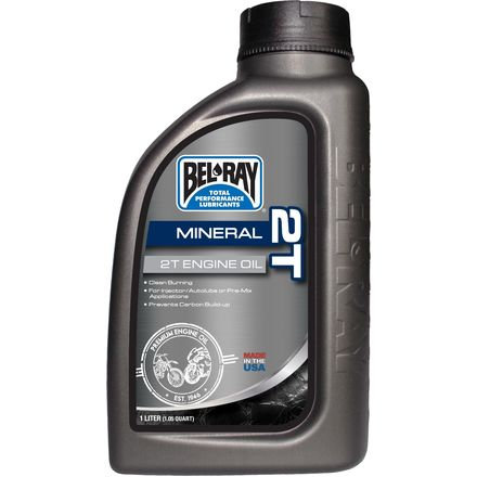 Bey Ray 2T Mineral Engine Oil