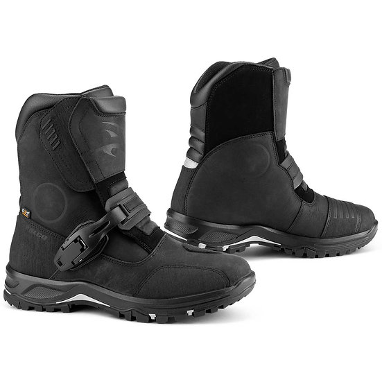 Falco MARSHALL Short Adventure Waterproof Motorcycle Boots
