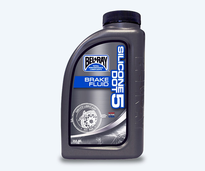 Bel Ray Silicone DOT-5 Brake Fluid