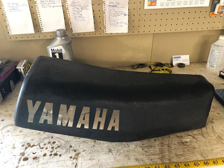 1980 Yamaha YZ125 Seat