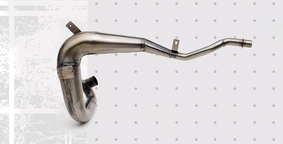 DG Yamaha YZ125 H/J (1981-1982) Pipe