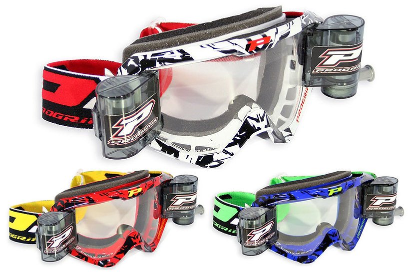 ProGrip 3458-16 Roll-Off System Goggles