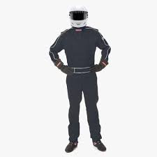 Pyrotect SPORTSMAN DELUXE SFI-5 3-LAYER ONE PIECE