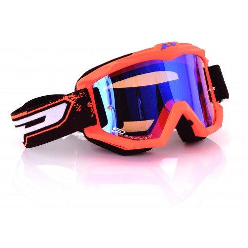 ProGrip 3204 Fluorescent Fog Free Goggles