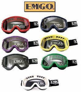 EMGO MX Goggles