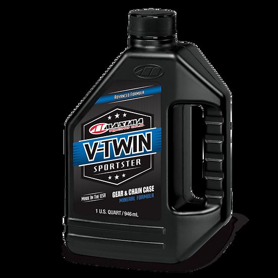 Maxima V-Twin Sportster Gear/Chain Case Oil