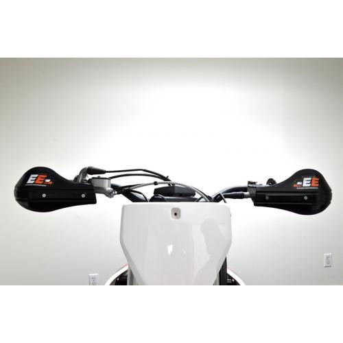 Enduro Engineering Composite Moto Roost Deflectors With Mounting Kit 53-22