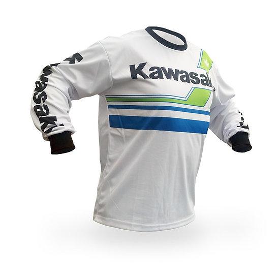 Reign 80s Kawasaki Jersey