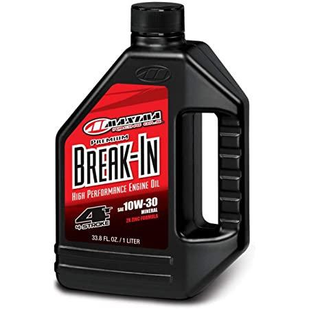 Maxima Break-In Oil
