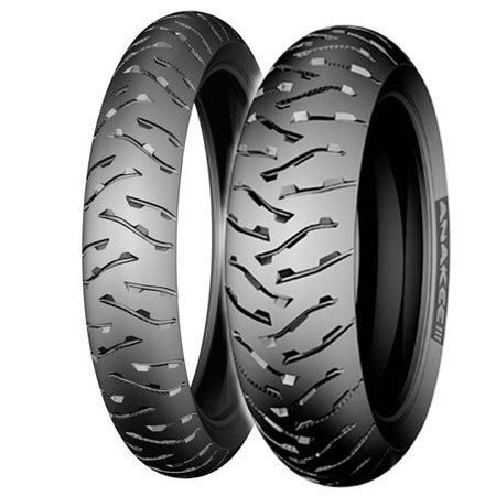 Michelin Off Road Anakee III Adventure Touring Tires