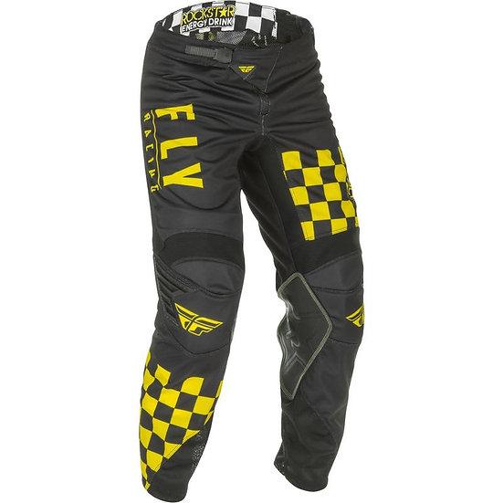 Fly Racing Kinetic Mesh Rockstar Pants
