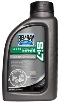 Bel Ray SI-7 Synthetic 2T Engine Oil
