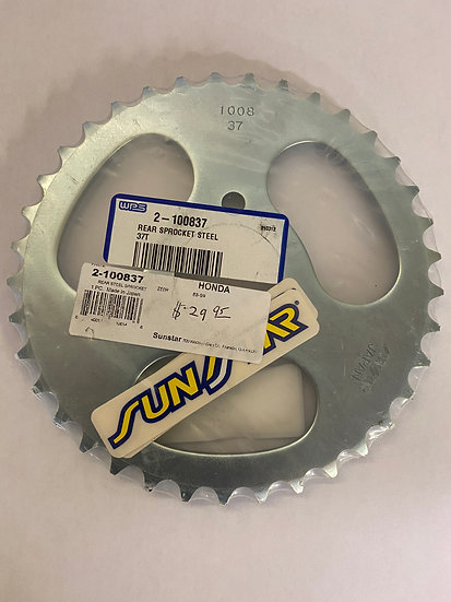 37 Tooth Rear Drive Sprocket for 1988-1999 Honda Z50r