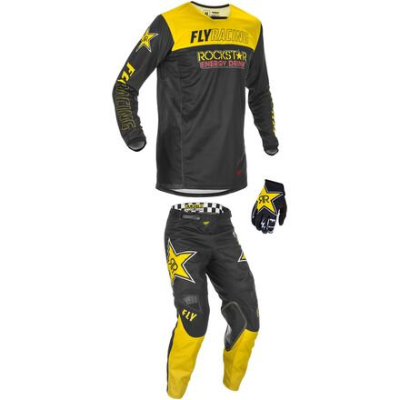 Fly Racing Kinetic Rockstar Jersey