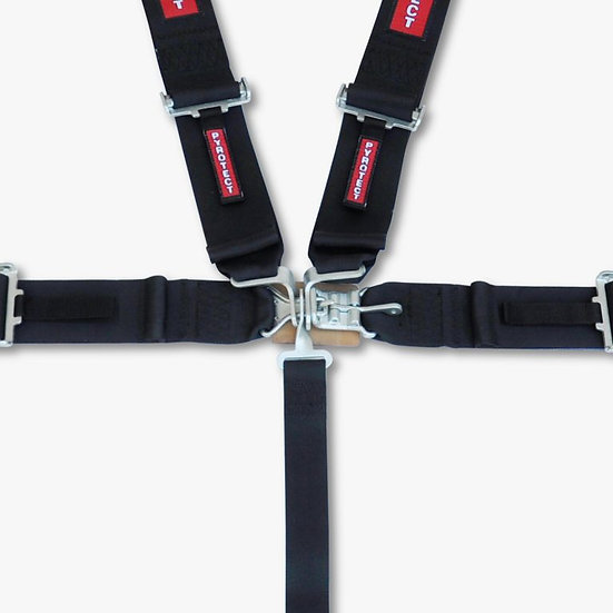 Pyrotect SEWN-ON SHOULDER PAD LATCH & LINK HARNESS SYSTEMS